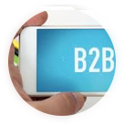 M-commerce , B2B , B2C